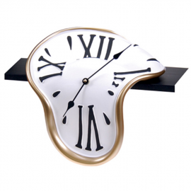 Large shelf clock