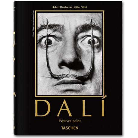 Monographie peinture Dali L'oeuvre peint - Français