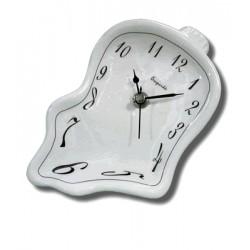 Petite horloge - Blanc