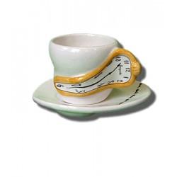 Ceramic tea cup - Yellow