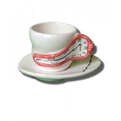 Ceramic tea cup - Red