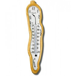 Thermomètre - Jaune