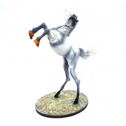 STATUETTE DE COLLECTION - Cheval