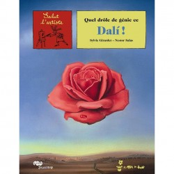 Quel drôle de génie ce Dalí