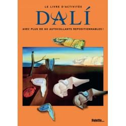 Le livre d'activités Dalí
