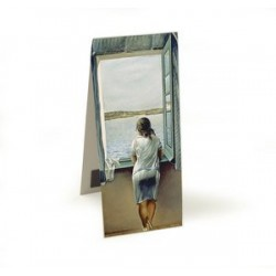 Marque-pages magnétique - Noia a la finestra
