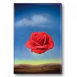 Magnet - La rose méditative