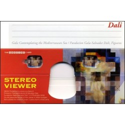 """Stereo Viewer """"Galatea of the Spheres"""""""