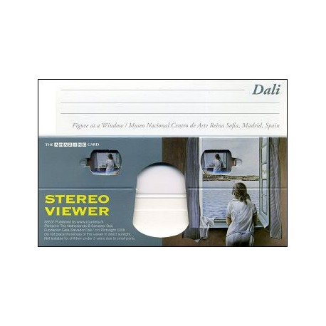 """Stereo Viewer """"Noia Finestra"""""""