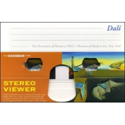 "Stereo Viewer ""Persistence of Memory"""
