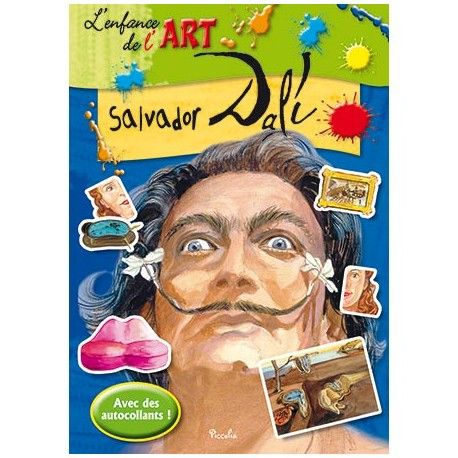 Salvador Dalí - L'enfance de l'art