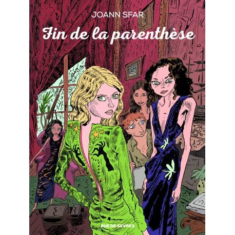Fin de la Parenthese - Joann Sfar - Retrait en Boutique