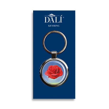 Key Ring - The Rose