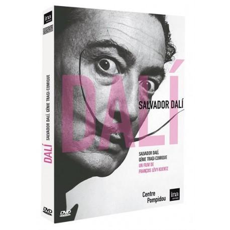 DVD Salvador Dali, Génie Tragi-Comique