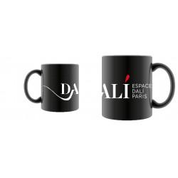 Mug Espace Dali noir